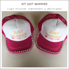 Kit Just Married