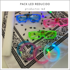 Pack LED - 10 personas