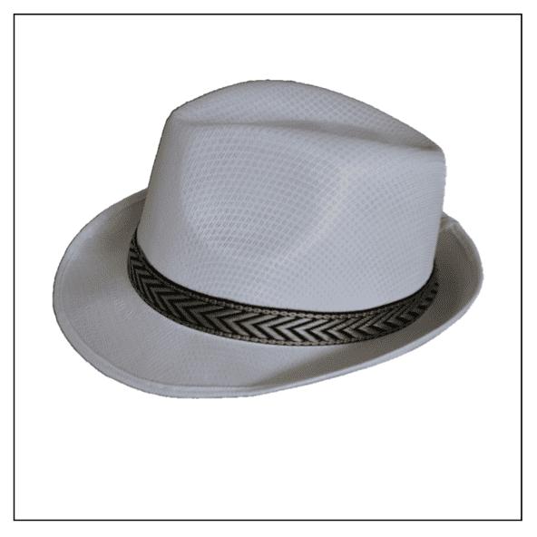 4bc6337fee198 Sombrero Panama Básico Blanco - PACK X 10. 1
