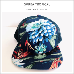 Gorra Tropical