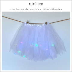 Tutú LED en internet