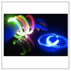 Pulsera acrílico Led - Pack x 10 en internet