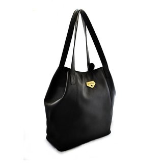Totebag Lollipop Negra