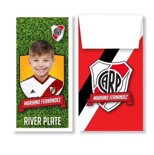 Imanes    River Plate Fútbol. 0% OFF. imanes personalizados ... ed498a790f45b