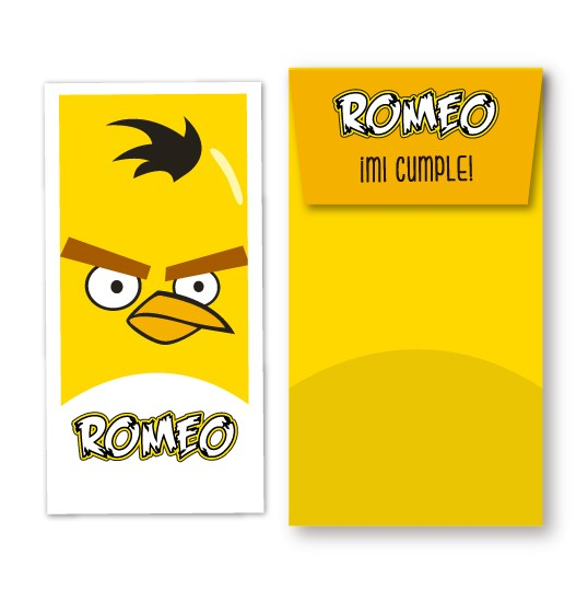 Imanes // Angry Birds - comprar online