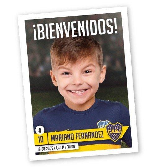 Boca Juniors Fútbol // Pósters