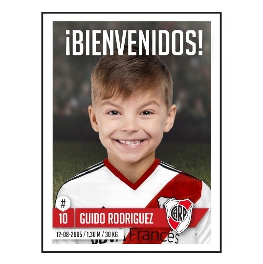 River Plate Fútbol // Pósters