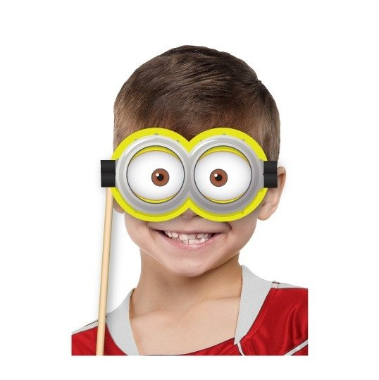 MINIONS // Props para PhotoBooth en internet