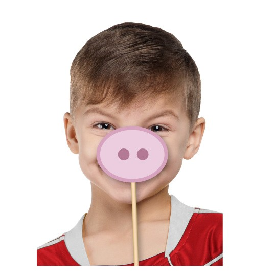 PEPPA PIG // Props para PhotoBooth en internet
