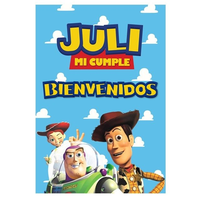 Toy Story // Pósters en internet