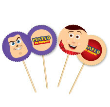 Toy Story // Toppers personalizados - comprar online
