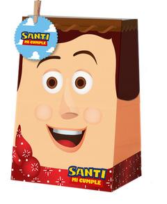 Toy Story // Bolsitas golosineras personalizadas