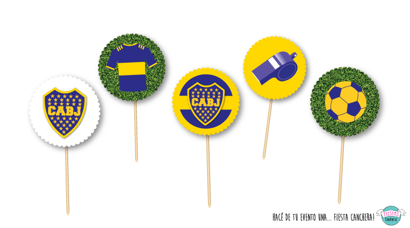 toppers Boca Juniors