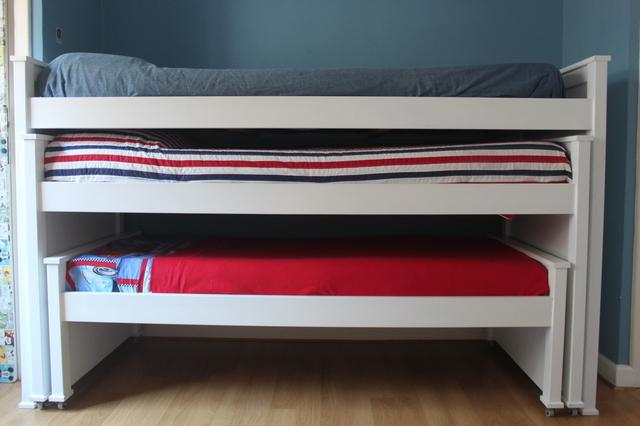 cama nido triple comprar online