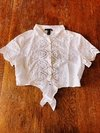 Camisa broderie