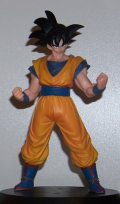 Dragon Ball - Hqdx - Goku - 21 Cm Original Banpresto