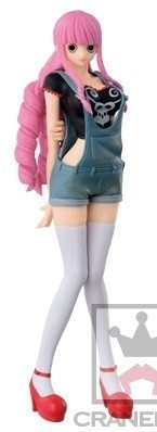 One Piece - Perona - Jeans Freak Vol. 5 - Special Color Ver. (Banpresto)