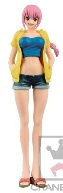 One Piece - Rebecca - Jeans Freak Vol.10 - Special Color Ver. (Banpresto)