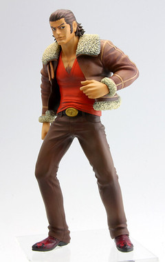 Tiger & Bunny - Antonio Lopez - DX Figure (Banpresto)