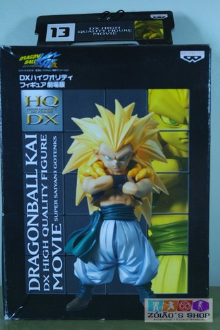 Dragon Ball Kai - Gotenks SSJ3 - High Quality DX - Serie 13 Movie (Banpresto)
