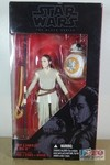 STAR WARS THE BLACK SERIES 16 cm REY (JAKKU) E BB-8 - loja online