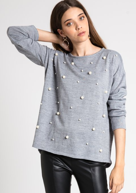 Sweater California Gris en internet