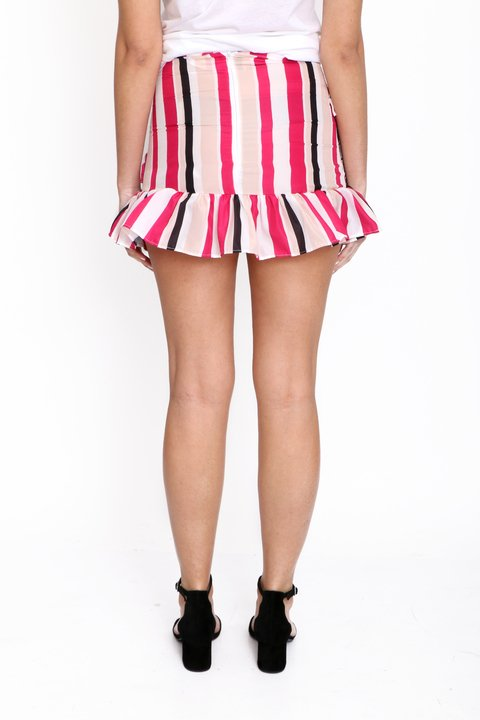 Falda Stripes en internet
