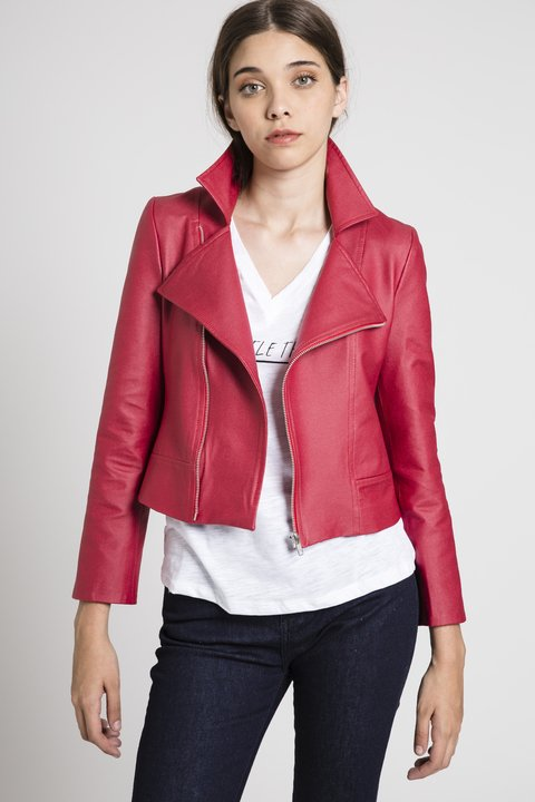 Campera Main Rojo