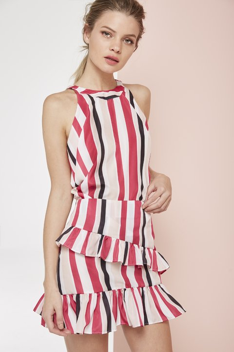 Falda Stripes