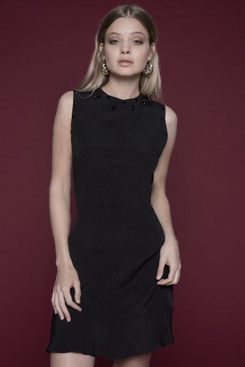 Vestido Holly Negro
