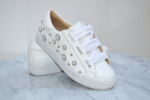 Zapatilla Perla Chantilly