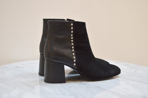 Bota Chantilly Negro