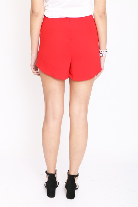 Short Wonder Rojo en internet