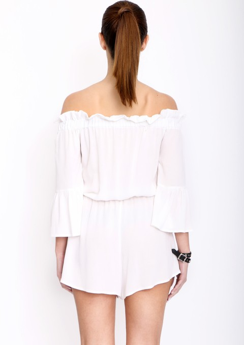 Mono Play Off White - Becci