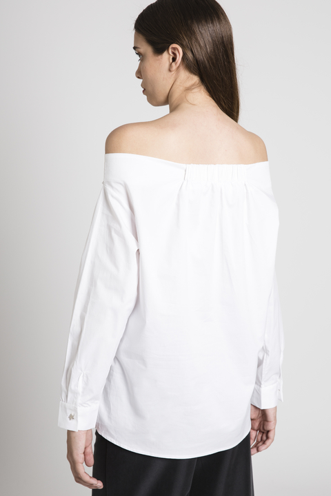 CAMISA OFF SHOULDER DAPHNE en internet