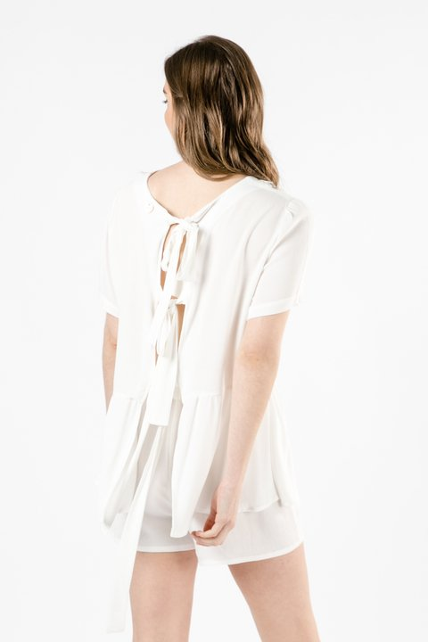 REMERA FANNY OFF WHITE en internet