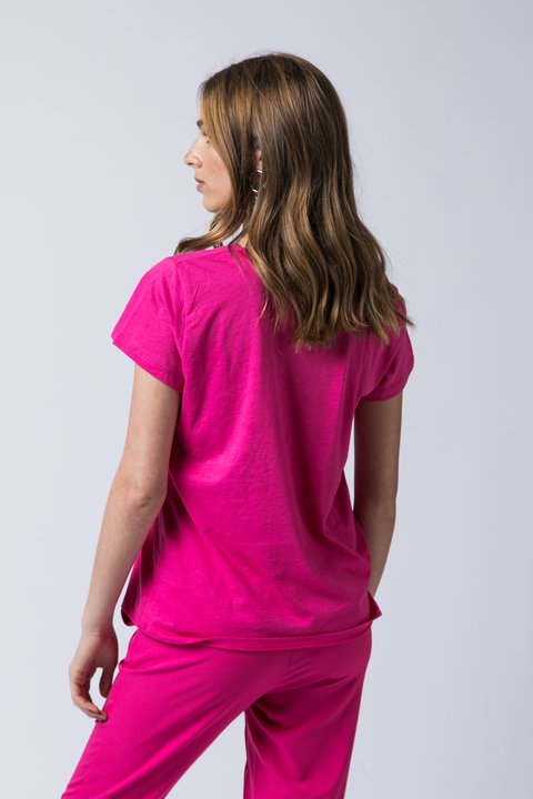 REMERA WISH FUCSIA en internet