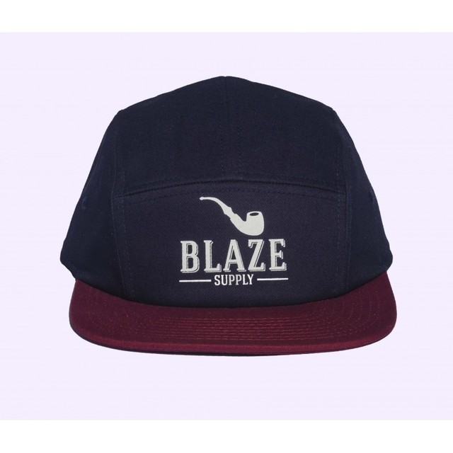 Boné Blaze 5panel Logo Navy