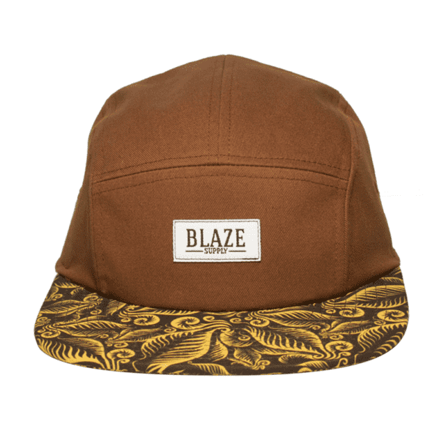 Boné Blaze 5panel Gold Flw