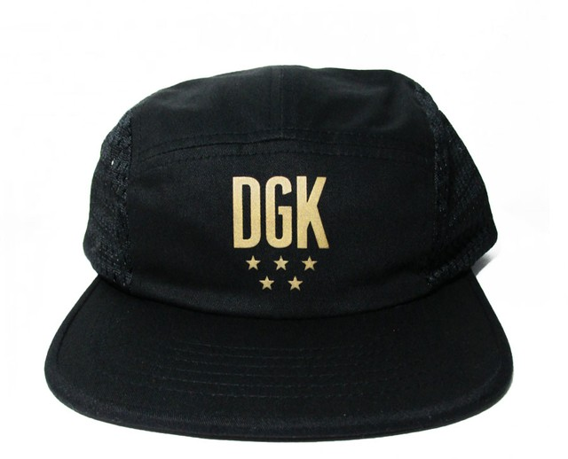 Boné DGK 5Panel Flight