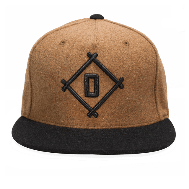 Boné Diamond Stick Ball Snapback