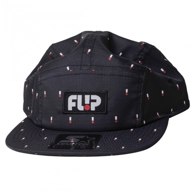 Boné Flip 5Panel Exclam