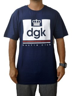 Camiseta DGK Hustle Club