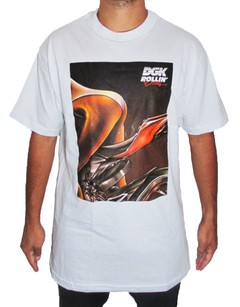 Camiseta DGK Rollin Dirty