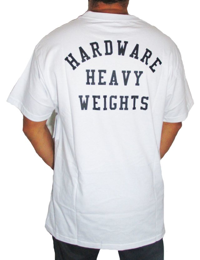 Camiseta Diamond Heavyweights Black - comprar online