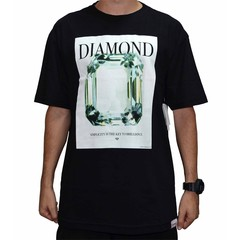 Camiseta Diamond Mondrian