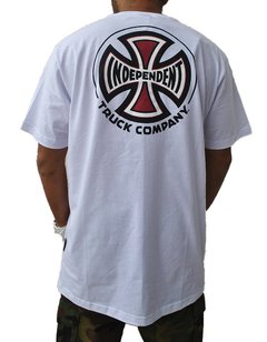 Camiseta Independent Truck Cross Logo