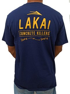 Camiseta Lakai CONCRETE KILLERS