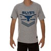 Camiseta Silver Trucks Texas Bull