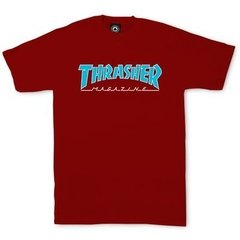 Camiseta Thrasher magazine Outlined - comprar online